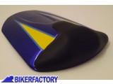 BikerFactory Poggiaschiena cuscinetto posteriore per modifica sella monoposto Pyramid PY05.10019 1033188