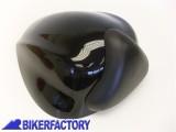 BikerFactory Poggiaschiena cuscinetto posteriore per modifica sella monoposto Pyramid PY05.10020 1033149