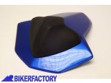 BikerFactory Poggiaschiena cuscinetto posteriore per modifica sella monoposto Pyramid PY05.10021 1033142