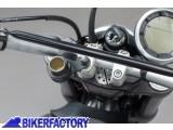 BikerFactory Staffa fissaggio SW Motech per presa accendisigari auto %28x manubri con viti M8%29 EMA.00.107.12300 1034376