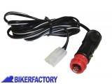 BikerFactory Adattatore %28spina%29 a presa accendisigari normal plug per caricabatterie OXFORD OXF.00.OF704 1026762