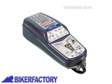 BikerFactory Caricabatterie mantenitore di carica TecMate Optimate 4 versione CAN Bus PW.00.398 033 1036376