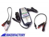 BikerFactory Caricabatterie mantenitore di carica TecMate Optimate Lithium SOLO PER BATTERIE AL LITIO PW.00.398 024 1030960
