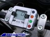 BikerFactory Kit tachimetro SW Motech SIGMA MC8 completo di Alloggio e spie luminose.  %23STR%23 BTG.00.375.100 1001092