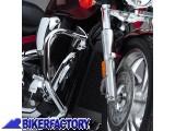 BikerFactory Protezione motore tubolare PALADIN NATIONAL CYCLE cromata X HONDA VTX 1300 P4012 1003926