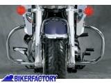 BikerFactory Protezione motore tubolare PALADIN NATIONAL CYCLE cromata X HONDA VTX 1800 P4010 1003925