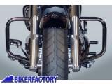 BikerFactory Protezione motore tubolare PALADIN NATIONAL CYCLE cromata X KAWASAKI Vulcan 2000 Classic P4105 1003932