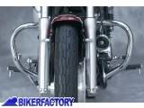 BikerFactory Protezione motore tubolare PALADIN NATIONAL CYCLE cromata x HONDA VT 750 DC Shadow Spirit Black Widow P4008 1003930