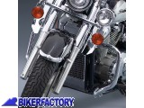 BikerFactory Protezione motore tubolare PALADIN NATIONAL CYCLE cromata x HONDA VT 750 VT400 P4013 1003928