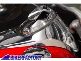 BikerFactory Visiera cormata National Cycle per contachilometri tachimetri da serbatoio. N7801 1004031
