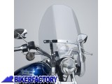 BikerFactory Cupolino parabrezza %28 screen %29 Custom Heavy Duty National Cycle %5BAlt. 48%2C2 cm Alt. Max 53%2C3 cm Largh. 47%2C5 cm ca.%5D N2220 1001239