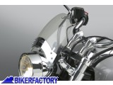 BikerFactory Cupolino parabrezza %28 screen %29 Flyscreen mod. N2534 N2535 National Cycle %5Balt. 21%2C6 cm larg. 23%2C5 cm%5D 1001774