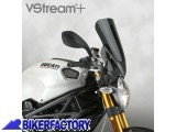 BikerFactory Cupolino parabrezza %28 screen %29 National Cycle VSTREAM%C2%AE Sport x Ducati Monster %5BAlt. 38%2C7 cm Largh. 38%2C1 cm ca.%5D N28213 1011038
