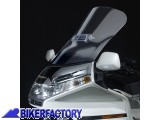 BikerFactory Cupolino parabrezza %28 screen %29 National Cycle VStream%C2%AE per Honda Goldwing GL1500 %28%2788 %2700%29 %5BAlt. 65%2C4 cm Larg. 64%2C8 cm ca.%5D 1001805
