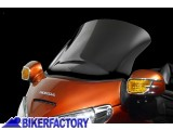 BikerFactory Cupolino parabrezza %28 screen %29 National Cycle VStream%C2%AE per Honda Goldwing GL1800 %28%2701 %2717%29 %5BAlt. 55%2C9 cm Larg. 66%2C0 cm ca.%5D 1001811