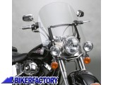 BikerFactory Cupolino parabrezza %28 screen %29 Spartan%C2%AE National cycle x Harley Davidson %5BAlt. 47%2C0 cm Largh. 45%2C7 cm ca.%5D N21200 1016423