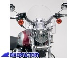 BikerFactory Cupolino parabrezza %28 screen %29 SwitchBlade%C2%AE Deflector%E2%84%A2 National cycle %5BAlt. 30%2C5 cm Larg. 34%2C3 cm ca.%5D 1002877