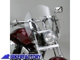 BikerFactory Cupolino parabrezza %28 screen %29 SwitchBlade%C2%AE Shorty%C2%AE National cycle %5BAlt. 48%2C3 cm Larg. 47%2C6 cm ca.%5D 1002807