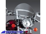 BikerFactory Cupolino parabrezza %28 screen %29 SwitchBlade%C2%AE Shorty%C2%AE National cycle %5BAlt. 48%2C3 cm Larg. 47%2C6 cm ca.%5D 1002813
