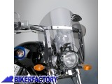 BikerFactory Cupolino parabrezza %28 screen %29 SwitchBlade%C2%AE Shorty%C2%AE National cycle %5BAlt. 48%2C3 cm Larg. 47%2C6 cm ca.%5D 1002822