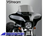 BikerFactory Cupolino parabrezza %28 screen %29 VStream%C2%AE National cycle mod. Low x Harley Davidson Rushmore FLHT FLHX %5BAlt. 24%2C1 cm%5D N20409 1036370