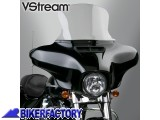 BikerFactory Cupolino parabrezza %28 screen %29 VStream%C2%AE National cycle mod. Tall Touring x Harley Davidson Rushmore FLHT FLHX %5BAlt. 39%2C4 cm%5D N20407 1036368
