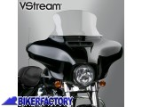 BikerFactory Cupolino parabrezza %28 screen %29 VStream%C2%AE National cycle mod. Touring x Harley Davidson Rushmore FLHT FLHX %5BAlt. 29%2C2 cm%5D N20408 1036369