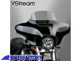 BikerFactory Cupolino parabrezza %28 screen %29 VStream%C2%AE National cycle mod. Ultra Low x Harley Davidson Rushmore FLHT FLHX %5BAlt. 19%2C0 cm%5D N20410 1036371