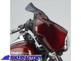 BikerFactory Cupolino parabrezza %28 screen %29 Wave%C2%AE National cycle Mod. Low per Harley Davidson %5BAlt. 13%2C3 cm ca.%5D N27403 1002913