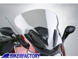 BikerFactory Cupolino parabrezza %28 screen %29 Z TECHNIK VStream %C2%AE Touring x K 1600 GT GTL %28%2711 %2717%29 e BMW K 1600 B %28%2717 %2718%29 %5BAlt. 54 cm Largh. 59 cm ca.%5D Z2463 1018706