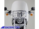 BikerFactory Cupolino parabrezza %28 screen %29 Spartan%C2%AE National cycle x Harley Davidson %5BAlt. 47%2C0 cm Largh. 45%2C7 cm ca.%5D N21201 1003063
