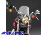 BikerFactory Cupolino parabrezza %28 screen %29 SwitchBlade%C2%AE Deflector%E2%84%A2 National cycle %5BAlt. 30%2C5 cm Larg. 34%2C3 cm ca.%5D 1002880