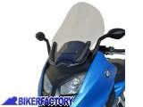 BikerFactory Cupolino parabrezza %28 screen %29 ad alta protezione per BMW C 600 Sport %2712 %2714 %28h 64 cm%29 1023778