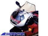 BikerFactory Cupolino parabrezza %28 screen %29 ad alta protezione x APRILIA 125 250 RS %28h 43 cm%29 1012428