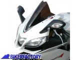 BikerFactory Cupolino parabrezza %28 screen %29 doppia curvatura x APRILIA RSV 4R %2709 %2714 %28h 37 cm%29 1019851