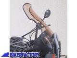 BikerFactory Cupolino parabrezza %28 screen %29 maggiorato ERMAX 10 cm. serie 2V 1012008