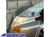 BikerFactory Cupolino parabrezza %28 screen %29 maggiorato ERMAX 8 cm. serie 2V 1012011