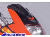 BikerFactory Cupolino parabrezza %28 screen %29 sportivo Dark Tint K1200RS Z TECHNIK Z2212 1001204