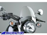 BikerFactory Cupolino parabrezza Flyscreen Mod. N2530 N2531 National cycle 1001771