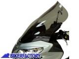 BikerFactory Cupolino parabrezza alta protezione x SUZUKI 400 BURGMAN %2707 %2712 %28h 75 cm%29 1020115