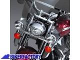 BikerFactory Deflettori Cromati per SwitchBlade%C2%AE National cycle N76604 1002891