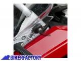 BikerFactory Leva Z Technik regolazione rapida cupolino BMW R 1200 GS e Adventure. Z5200 1018698
