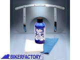 BikerFactory Liquido repellente per pioggia National Cycle RAINZIP x cupolini N1410 01 1019787