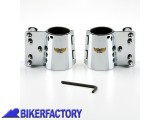 BikerFactory Kit Fissaggio steli forche moto per cupolini Heavy Duty%E2%84%A2 National Cycle KIT JF 1034663