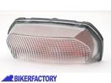 BikerFactory Faro posteriore bianco per YAMAHA XJR 1300 PW.06.254 018 1027061