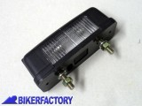 BikerFactory Luce targa universale omologata E13 BKF.00.0596 1024122