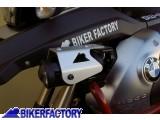 BikerFactory Faretti moto supplementari alogeni BIKERFACTORY specifici per Aggancio a protezioni tubolari %C3%B8 22%2C 26%2C 27%2C 28 mm CONTROLLARE DIAMETRO TUBOLARE PRIMA DELL%27ACQUISTO%21 1026592