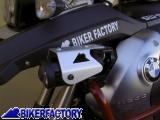 BikerFactory Faretti moto supplementari alogeni specifici montaggio su tubolari SW Motech x BMW R1200GS 1019757