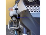 BikerFactory Faretti supplementari Xenon Alogeni specifici con staffe x BMW R1150GS e Adventure 1001653