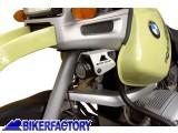 BikerFactory Faretti supplementari alogeni specifici con staffe x BMW R1100GS 1001636